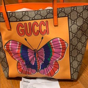 Gucci Kid's Butterfly Bag